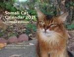 2021 Outtake Calendar cover