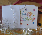 I love getting cards. They're chewy