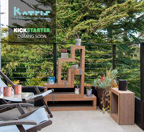 Katris Wood Collection