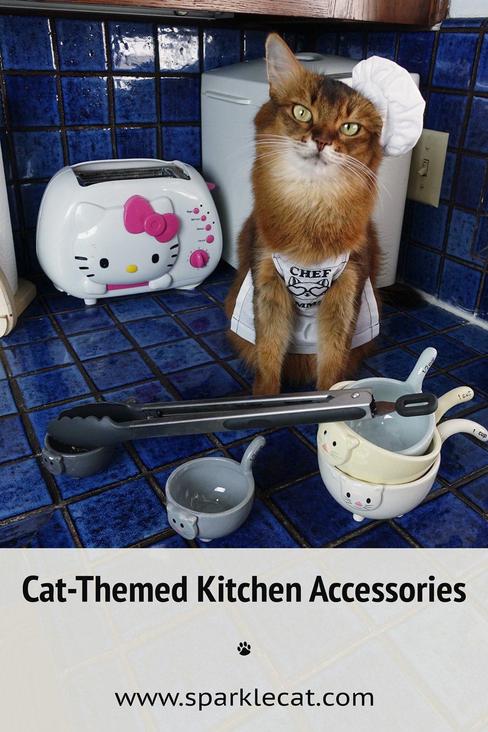 Cat Themed Kitchen Accessories for the Perfect Kitty Kitchen!