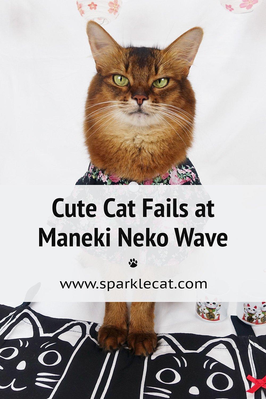 Maneki Neko FAIL