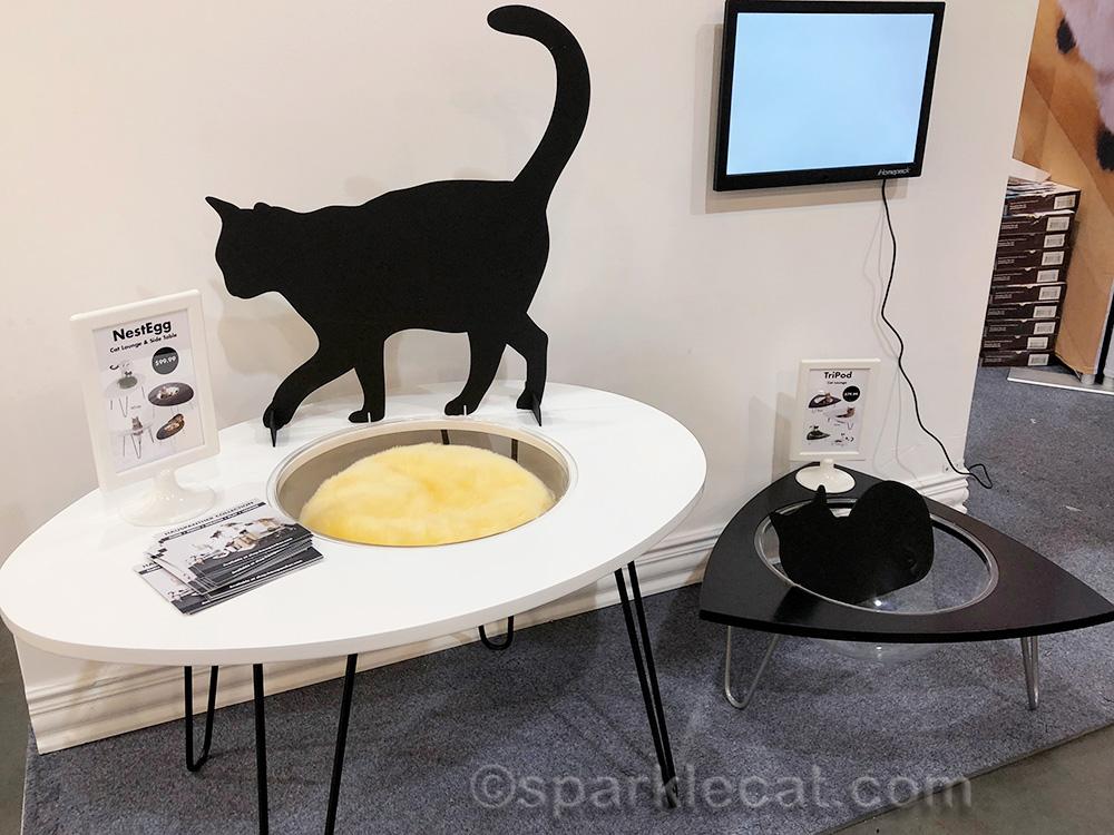 midcentury modern cat furniture