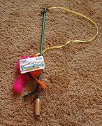 A fun toy on a stick!