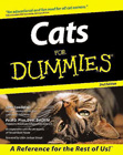 Cats for Dummies by Gina Spadafori and Paul D. Pion