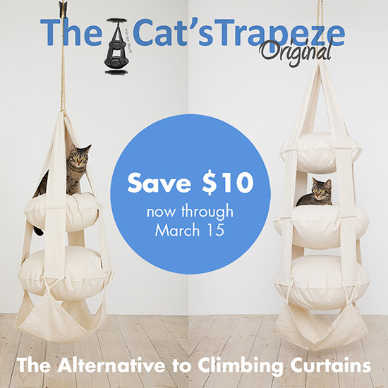 Cat's Trapeze discount offer