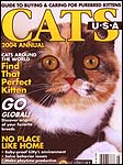 Cats USA 2004 - Sparkle won first place!