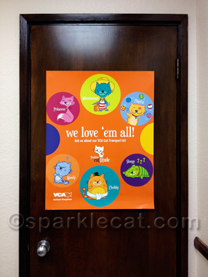 Cattitude poster