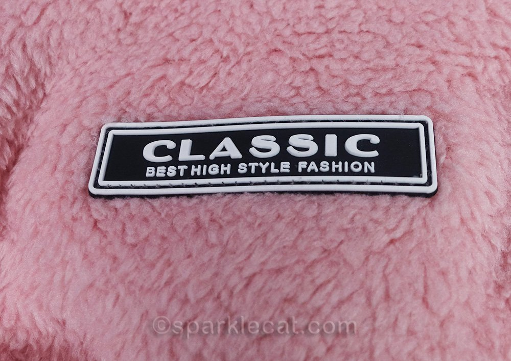 Summer realizes that when a label says Classic Best High Style Fashion, it's not always true