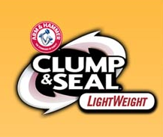 Clump and Seal Lightweight Logo