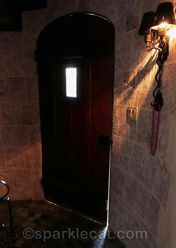 doorway to Summer's house