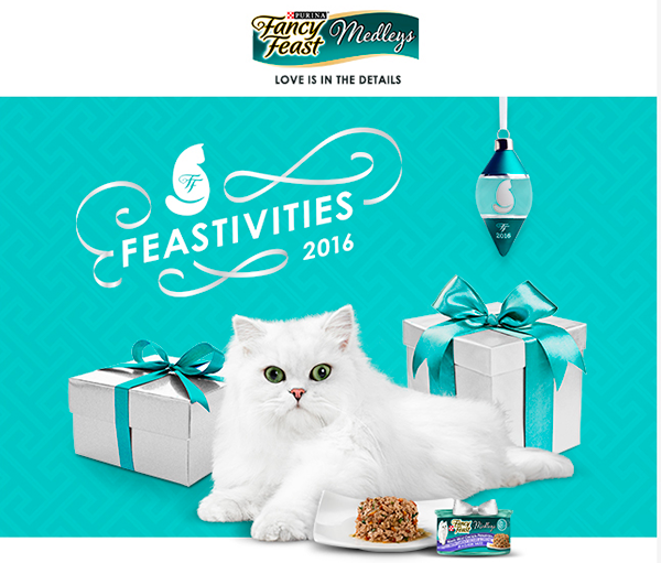 Fancy Feast Feastivities 2016