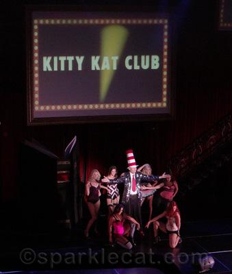 Fred Cat in the Hat Willard