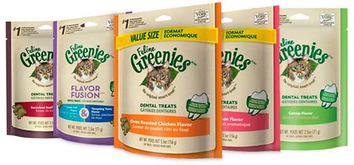 Greenies Dental Treats