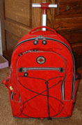 My human's stupid backpack