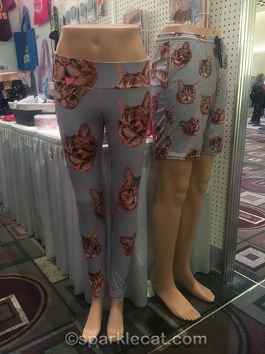 lil bub leggings and shorts