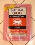 Nutro Natural Choice Kitten