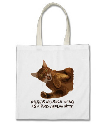 No Declaw Budget Tote