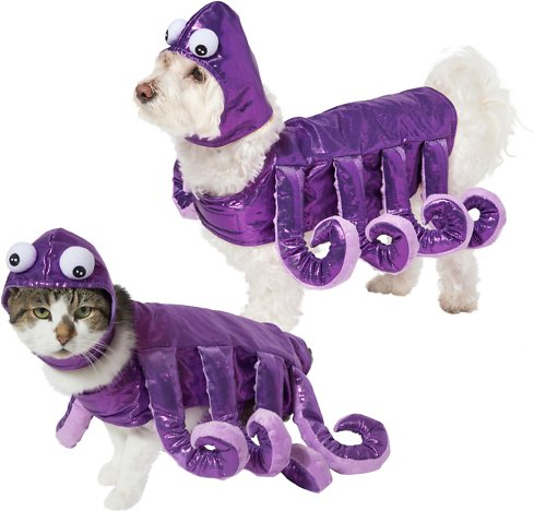 Frisco Octopus Dog and Cat Costume