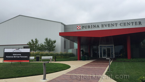 Purina Events Center