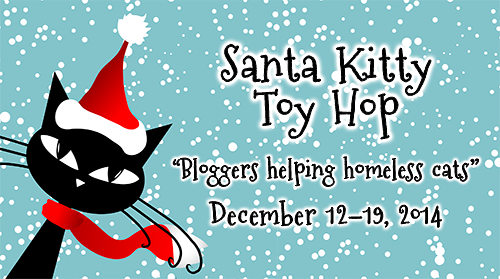 Santa KittyToy Hop
