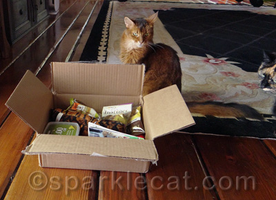 I hope you do not open up this box and find something missing!