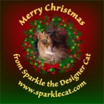 Merry Christmas from Sparkle - Medium