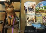 Touring the Cat Style Lounge and Other BlogPaws Things