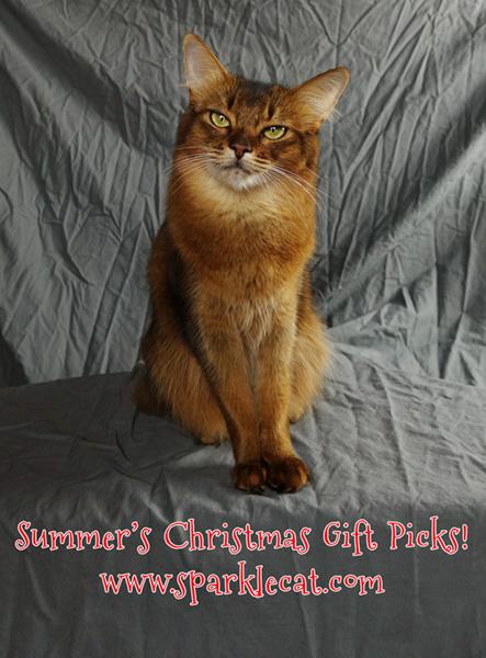 Christmas kitty gift picks