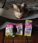 I Love Vitakraft Purrk! Playfuls with #felinesilvervine – and You Can Win One!