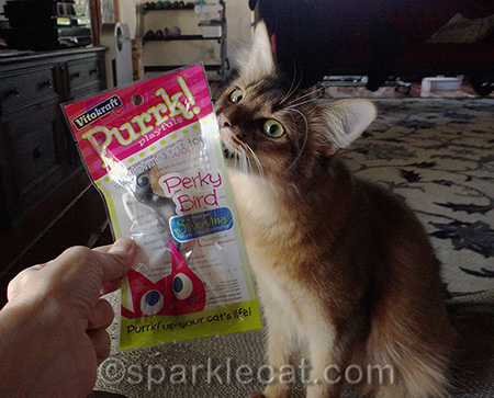 All packages must be taste tested!