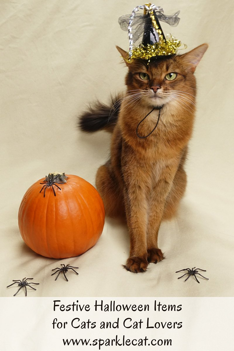 How Cats and Cat Lovers Celebrate Halloween on Etsy!