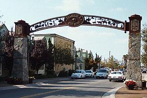 Temecula, California - Sparkle's hometown