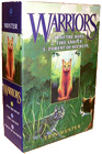 Warriors Box Set: Volumes 1 to 3 by Erin Hunter