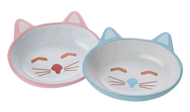 Here Kitty Cat Bowls